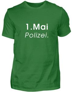 1. Mai - Polizei