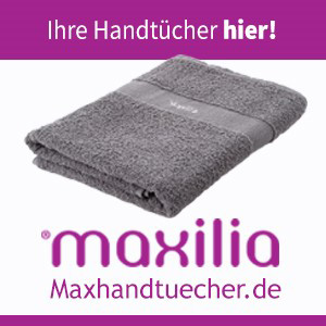 Handtücher bei Maxilia gestalten