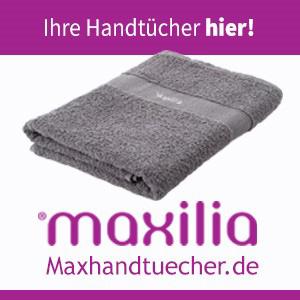 Handtücher bei Maxilia gestalten