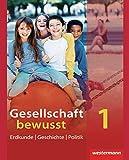 Gesellschaft bewusst - Ausgabe 2011 für Nordrhein-Westfalen: Schülerband 1 mit Schüler-CD