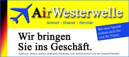 airwesterwelle
