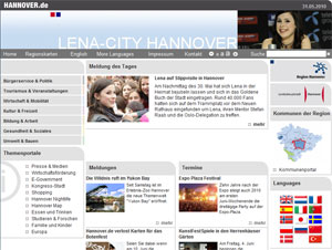 hannover-homepage