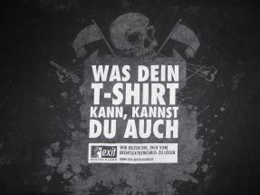 Trojaner T-Shirt von EXIT