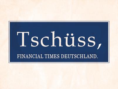 Tschüss FTD