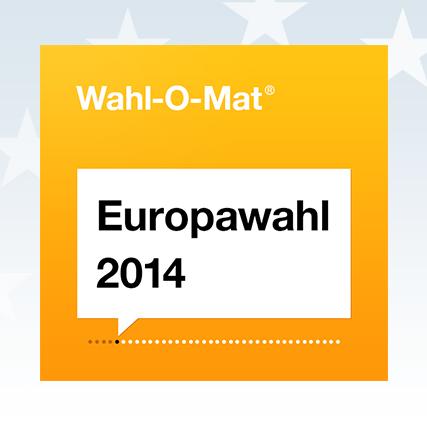 Wahl-O-Mat Europawahl 2014