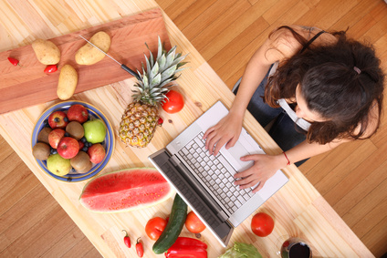 Lebensmittel online | © Spectral-Design - Fotolia.com