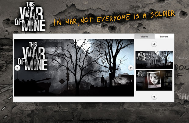 Screenshot This War of Mine