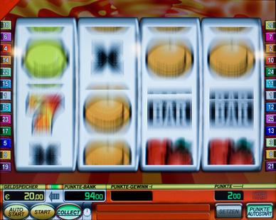 Online Spielautomat | © Alterfalter - Fotolia.com