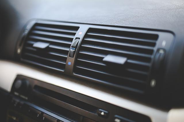 Klimaanlage im PKW | Foto: Pixabay/kaboompics, Lizenz: CC0 Public Domain