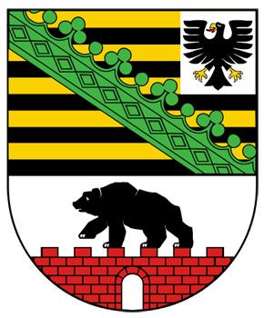 Landeswappen von Sachsen-Anhalt