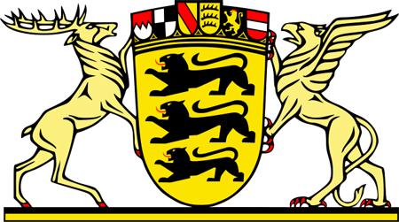 Landeswappen Baden-Württemberg