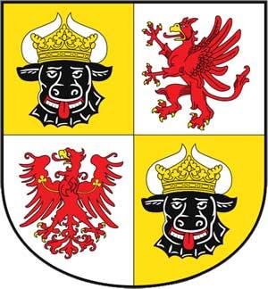 Landeswappen Mecklenburg-Vorpommern