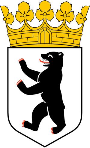Landeswappen von Berlin