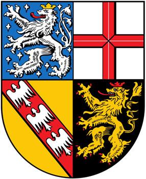 Landeswappen Saarland
