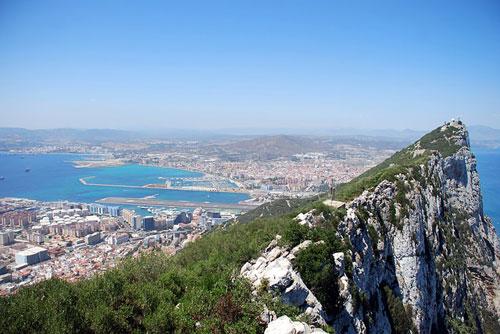 Gibraltar | Foto: Bernard-Verougstraete, pixabay.com, CC0 Public Domain