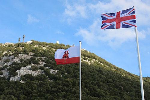 Noch weht der Union Jack über Gibraltar | Foto: joernhb, pixabay.com, CC0 Public Domain