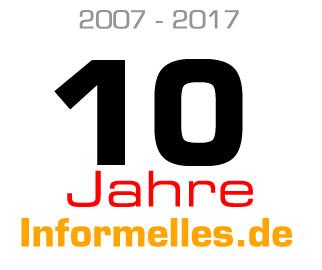 10 Jahre informelles.de