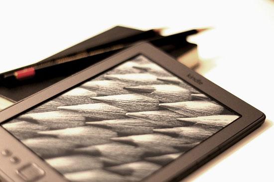 E-Reader Kindle | Foto: webvilla, pixabay.com, CC0 Public Domain