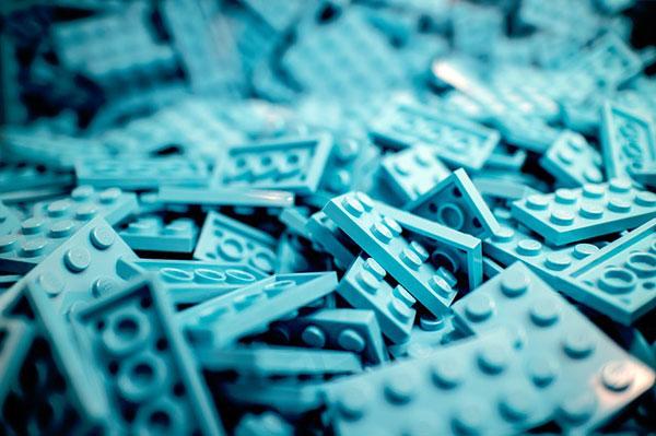 Klassische LEGO Steine | StockSnap, pixabay.com, CC0 Creative Commons