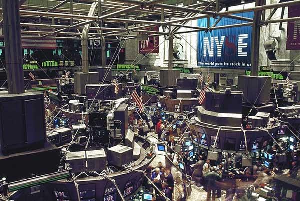 Börse in New York | Foto: skeeze, pixabay.com, CC0 Creative Commons