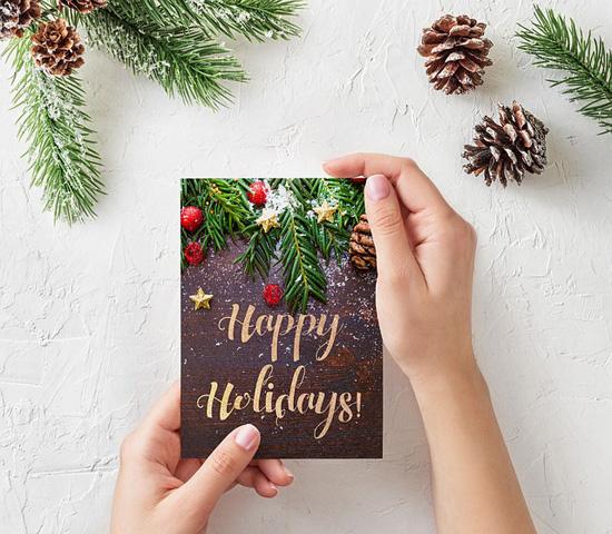 Weihnachtskarten geschäftlich | Foto: BiljaST, pixabay.com, CC0 Creative Commons