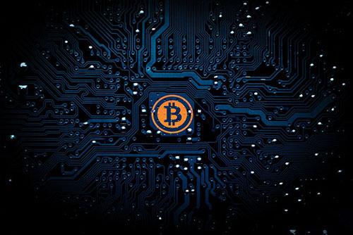 Kryptowährung Bitcoin | Bild: typographyimages, pixavbay.com, CC0 Creative Commons