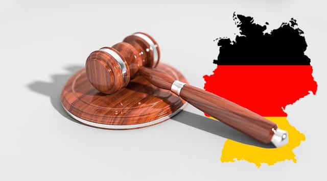 Recht in Deutschland | Bild: qimono, pixabay.com, CC0 Creative Commons (verändert)