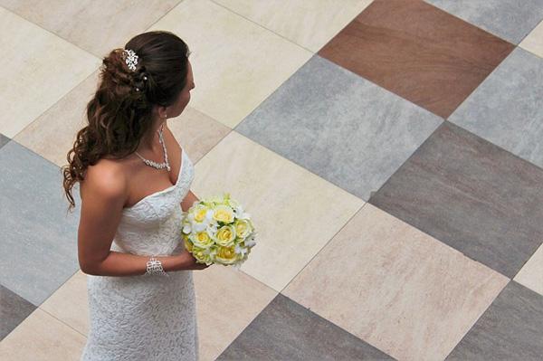Braut mit Brautstrauß | Foto: klimkin, pixabay.com, Pixabay License