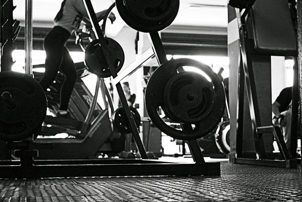 Fitnessstudio | Foto: RogerioBeatz, pixabay.com, Pixabay License