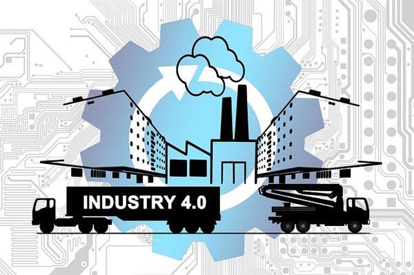 Industrie 4.0 | Bild: geralt, pixabay.com, Pixabay License