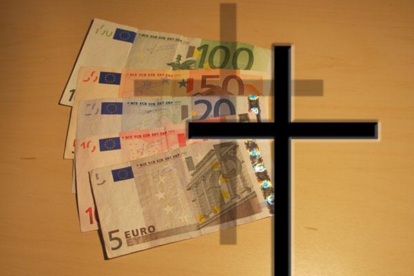 Kirche & Geld, unheilig