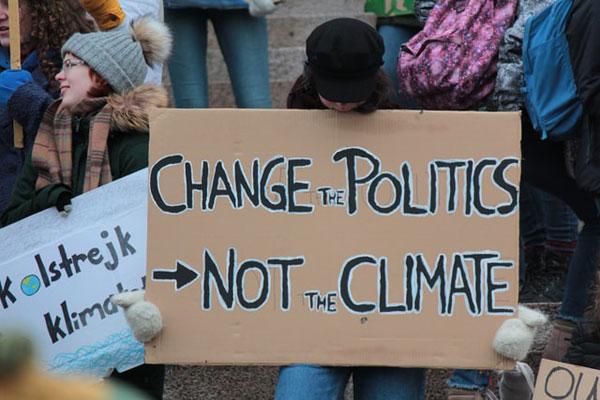 Klimapolitik | Foto: Tania Malréchauffé, unsplash.com
